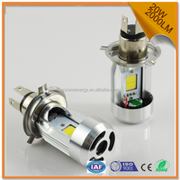motorcycle spare parts led head light bulb aftermarket