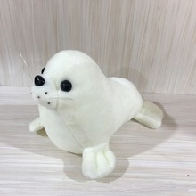 Factory Direct New Style Stuffed Toy Sea Animal Cute Cartoon Doll Toy Big Eyed Animal Toys