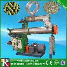 Ring die high capacity cattle/rabbit/sheep/pig dog food pellet making machine