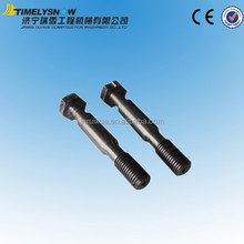 construction machinery parts bolt gb5783-1986 for zl50f zl40f wheel loader