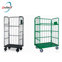 Industrial Metal Heavy Duty Push Cart