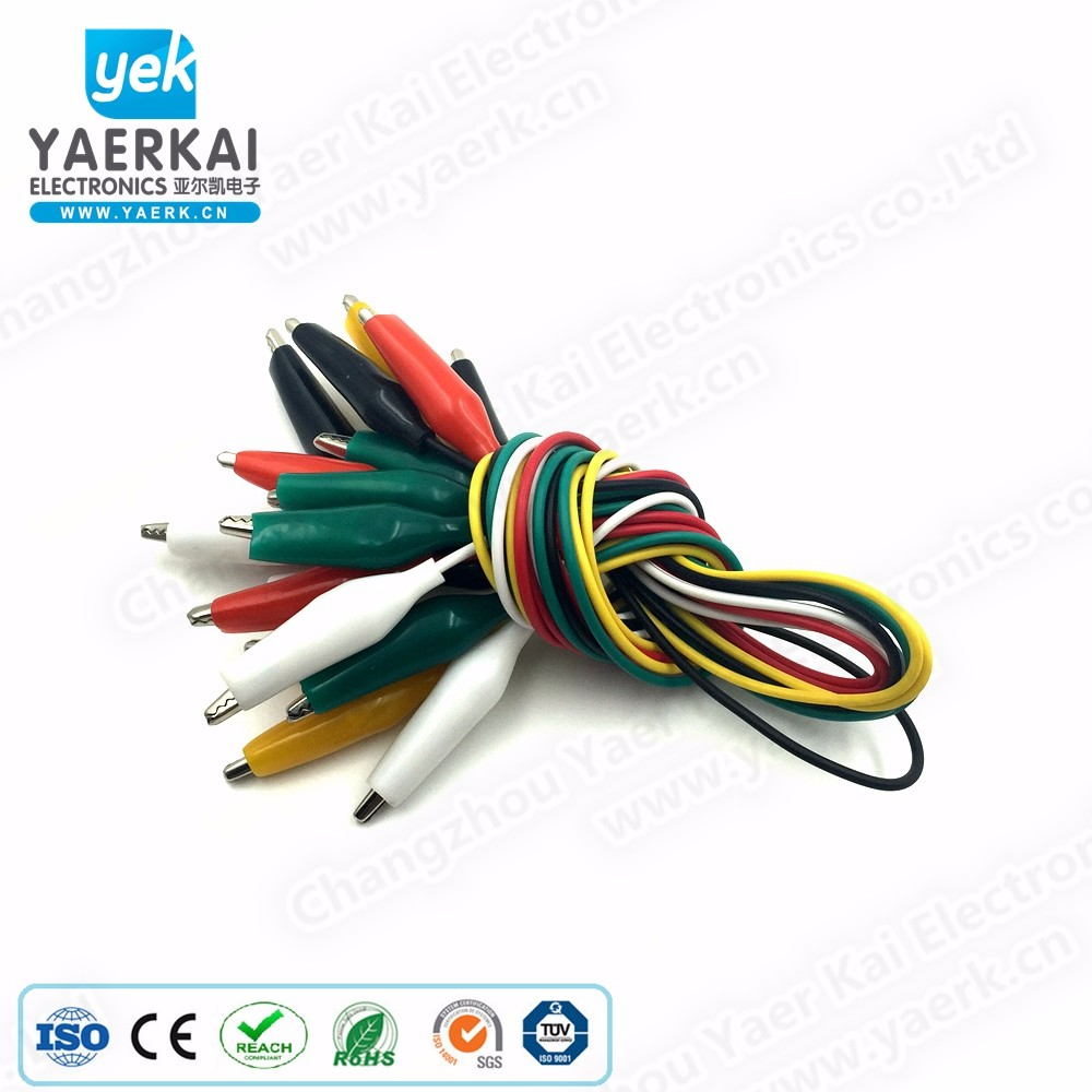 The best test lead with pvc or silicon cable From China supplier