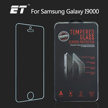 Cheaper 0.33mm 9H Hardness 2.5D Round Chamfer Edge Tempered Glass Screen Protector Protective Film For Samsung Galaxy I9000