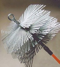 steel wire chimney brush