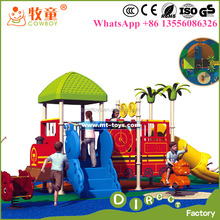 Cheap small plastic outdoor playsets for sale , outside playsets for toddlers
