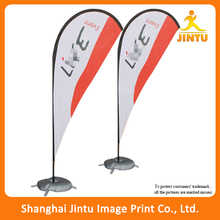 Cheap flag poster banner, teardrop flag banner wholesalers