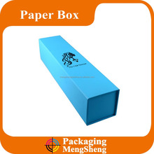 Embossing UV Customized Hair Weave Paper Packaging Box