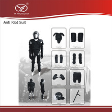 YF102 Hot sale riot control equipment/police anti roit suit