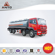 Oil tanker 8x4 Customized fuel tanker truck with quick delivery