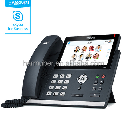 Yealink T48G Skype for Business HD IP Phones with Modern Skype for Business interface