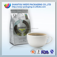 Coffee Bags With Degassing Valve