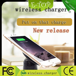 for xiaomi mi4 thin wireless charger receiver Portable USB Qi Wireless Charger Inductive wireless charger for ipad 2