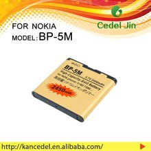 BP-5M gb/t 18287-2013 mobile phone battery for NOKIA 6110c