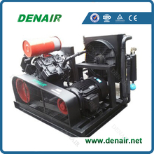 100 bar pistion high pressure air compressor price