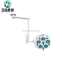 durable surgical halogen ceiling operating lamp veterinary clinic equipment