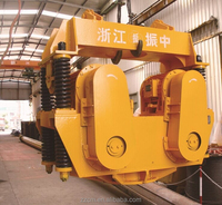 DZ120KSA vibratory pile driving equipment for construction machinery