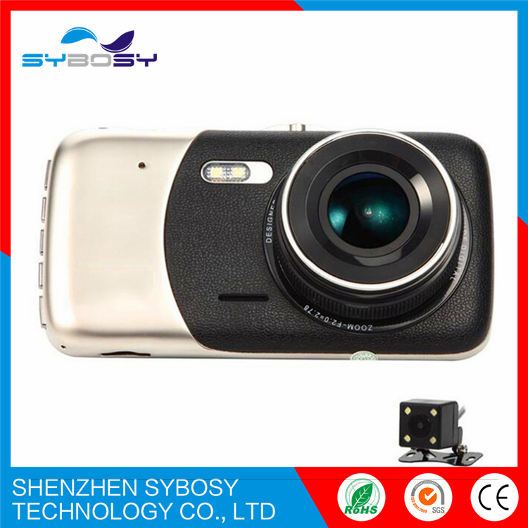 2016 Brand New Full HD 1080P front and rear car camera recorder