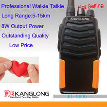8W long range handy talkie