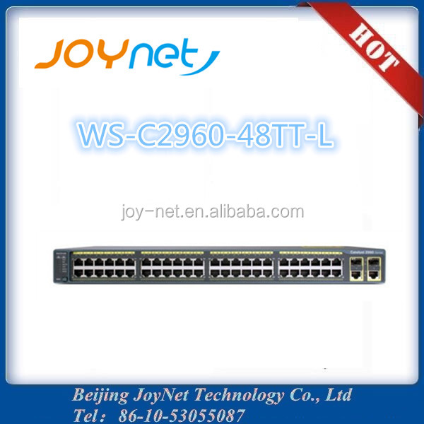 Cisco switch network WS-C2960-48TT-L Cisco Catalyst 2960 Switch