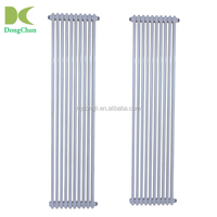 4 pole Steel heating radiator/steel radiators for hot water heating system