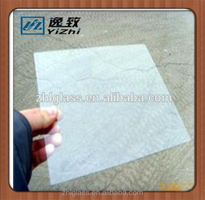 clear sheet glass price