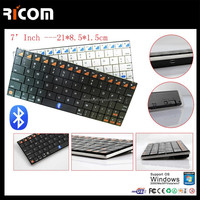 bluetooth keyboard for htc,2.4g mini bluetooth keyboard,2.4g bluetooth mini keyboard for tablet