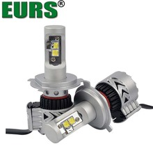 Universal 6000k 12000lm CSP XHP50 72W 24v lamp H1 H3 H4 H8 H9 H10 H11 9004 9005 9006 9007 9012 h7 car led headlight bulbs G8