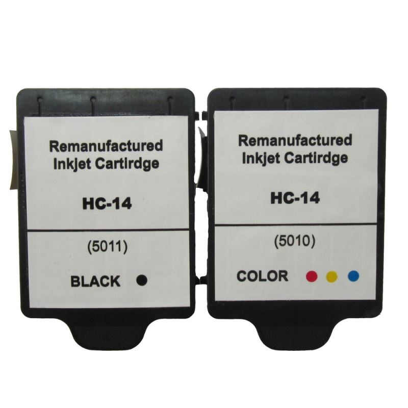 C5010 For HP 14 HP14 Ink Cartridge with printers HP 125/135/145/150/155/610/1160/7130/7140