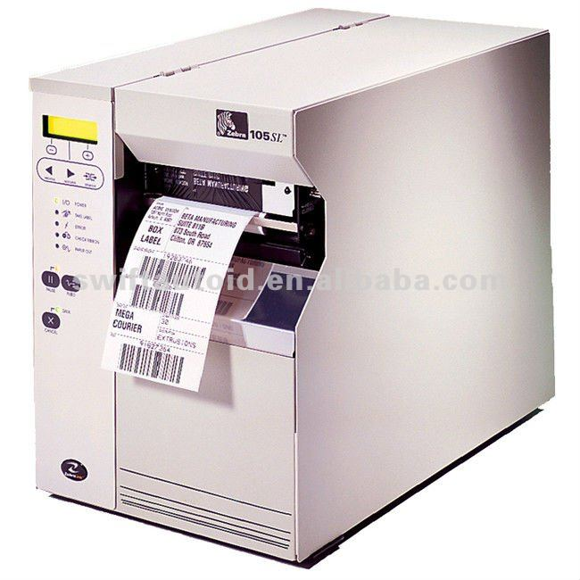 Zebra 105SL 300dpi Thermal Industrial Barcode Printer