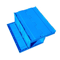 New Design Plastic Collapsible Folding Box and Industrial Packaging Box