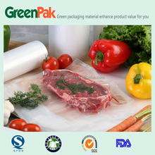 Supply embossing vacuum food sealer bag on roll mayonnaise salad oils tomato sauce herb pastes chocolate