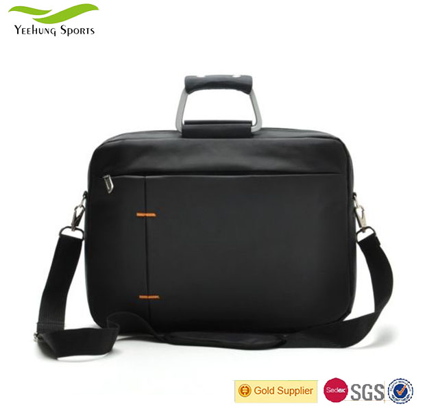 Waterproof 14 Inches Laptop Brifecase Messenger Handle Bag Tote Laptop Notebook Bag for Business