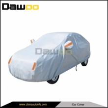 PEVA Fashion Car Body Cover Waterproof Breathable Fabric Car Cover Sun Protection