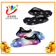 wholesale neoprene fabric shoes with multifunction