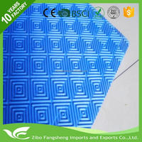 Hot selling xiamen stone/drop stitch fabric pvc inflatable boat fabric with low price