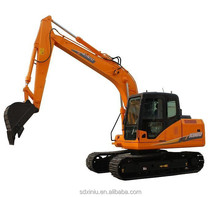 Construction machine heavy equipment hydraulic crawler excavator for sale