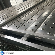 China factory Q235 Perforated Metal Scaffolding Steel Plank Catwalk