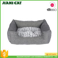 Wholesale New Style Dog Bed With Removable Cushion
