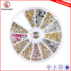 12 colors rhinestone 3D nail art decorations