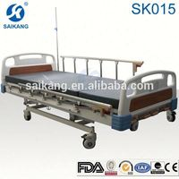SK015 hospital bed with cradle