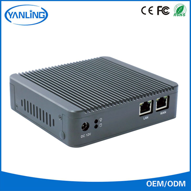 YanLing Nano itx cheap 2 intel lan nano itx pfsense security gateway
