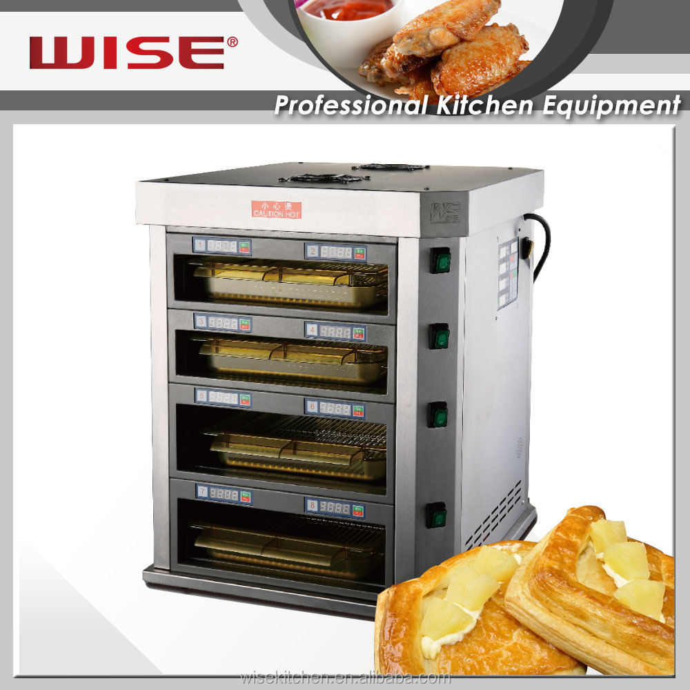 Holding Cabinet or Food Warmer with Digital Control, Timer, and Alarm for Commercial Restaurant Use