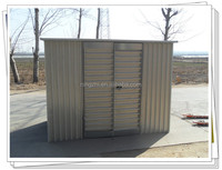beautifull galvanized frame Cabin Shed / outsize shed for sale