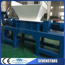 Tire Shredder Waste Tyres Recycling Machine