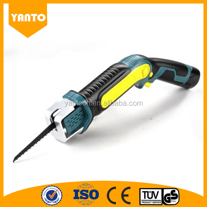 High Quality Garden Electric 10.8v cordless lithium reciprocating saw for sale