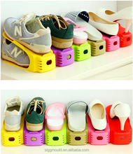 wholesale plastic shoes shelf /shoes rack