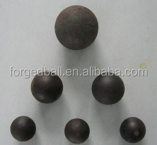 iron ore used forged steel grinding ball in low price