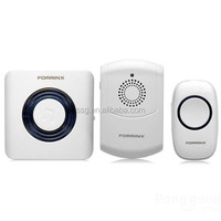 Portable Loud Wireless Door Chime For Deaf/Hearing Impaired People