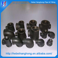 malleable black cast iron pipe fittings chart