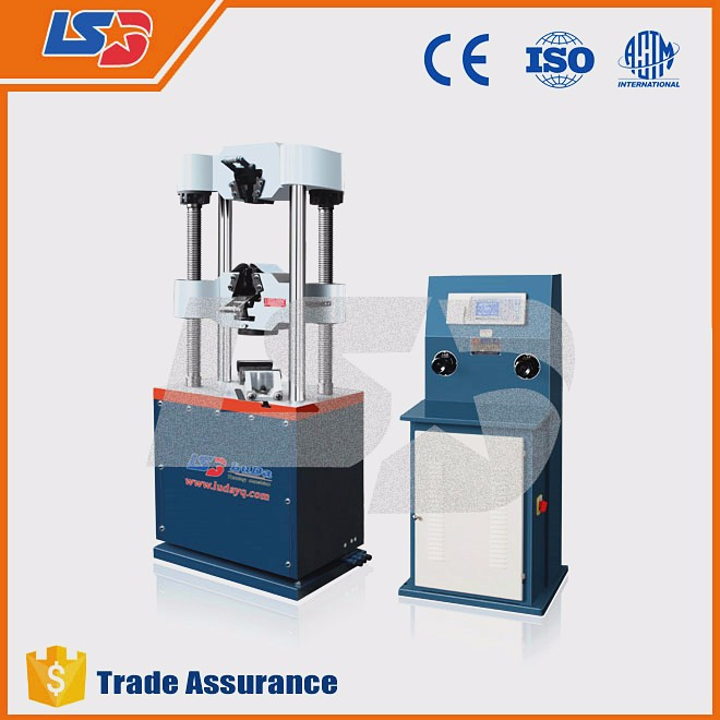 LSD WE-1000B Tensile Strength Testing Machine Price Dynamometer